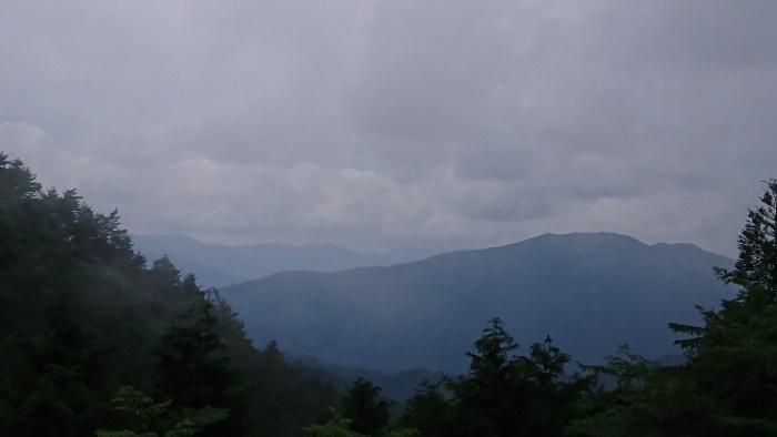 大タヲ山から