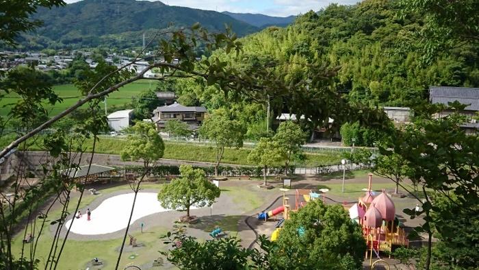 山田秦山公園