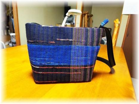 裂き織りショルダー2