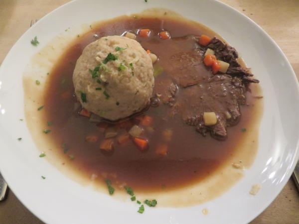 ミュンヘン夕食4