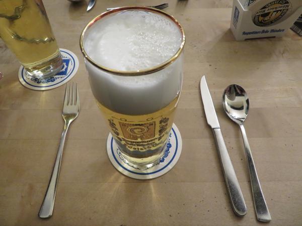 ミュンヘン夕食2