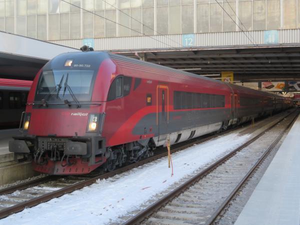 ミュンヘン中央駅08