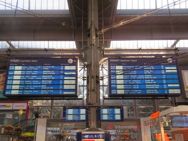 ミュンヘン中央駅04