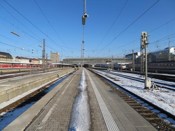 ミュンヘン中央駅03