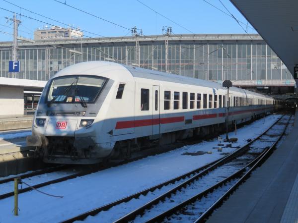 ミュンヘン中央駅10