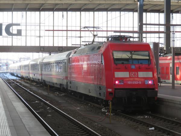 ミュンヘン中央駅11