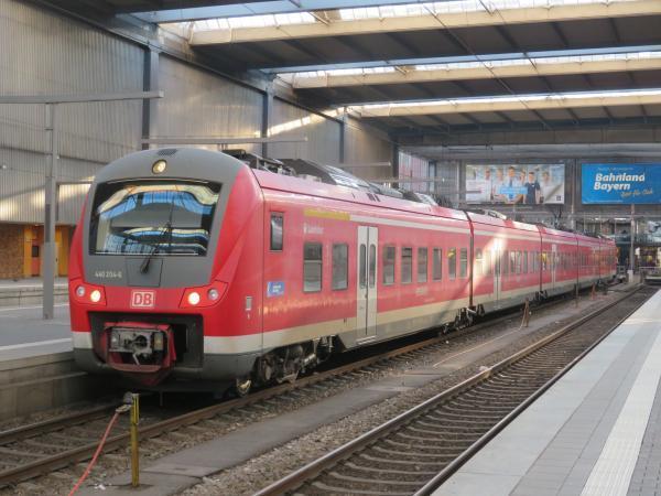 ミュンヘン中央駅14