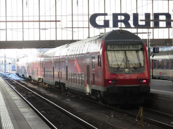 ミュンヘン中央駅13