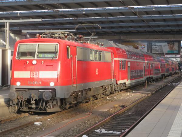 ミュンヘン中央駅12