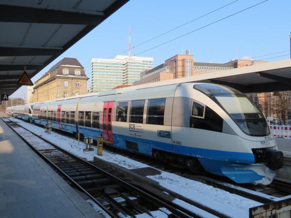ミュンヘン中央駅17