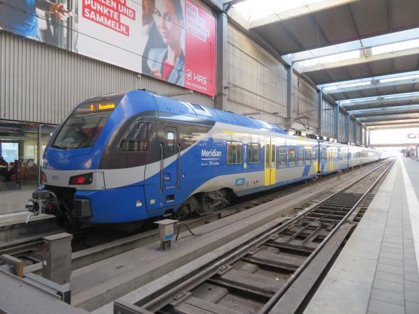 ミュンヘン中央駅16