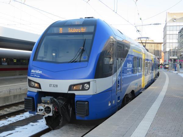 ミュンヘン中央駅15