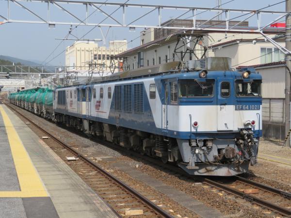 中津川駅3