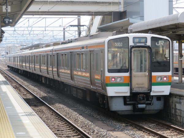 中津川駅1
