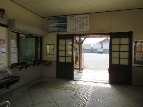 島ヶ原駅2
