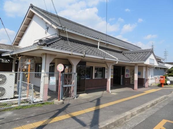 伊賀上野駅1