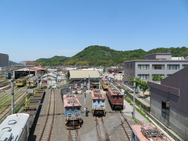 近江鉄道ミュージアム1