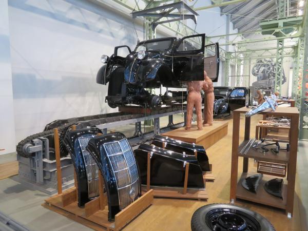 トヨタ産業技術記念館6