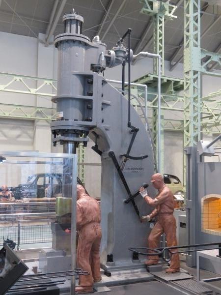 トヨタ産業技術記念館5