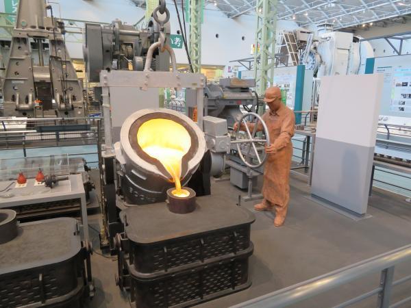 トヨタ産業技術記念館4