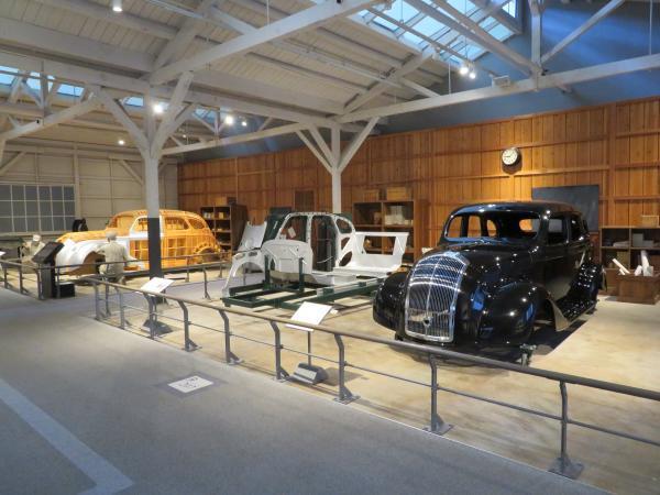 トヨタ産業技術記念館3