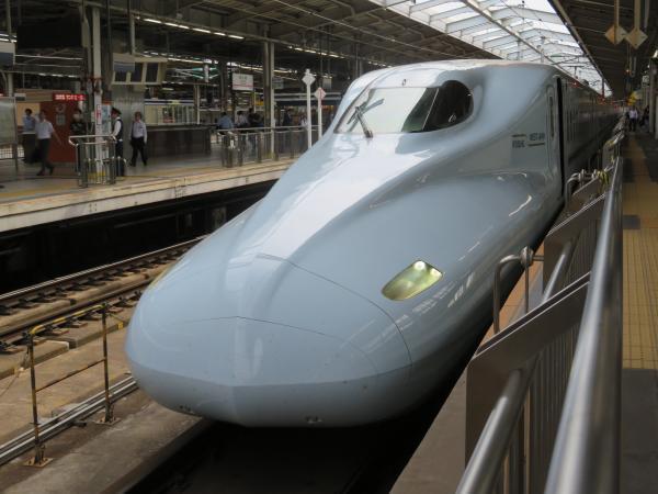 新大阪駅みずほ1