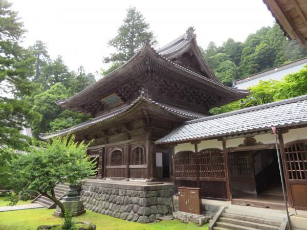 6月の永平寺2