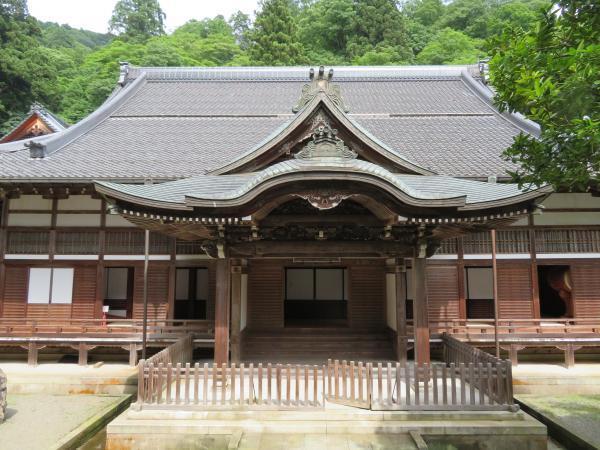 6月の永平寺3