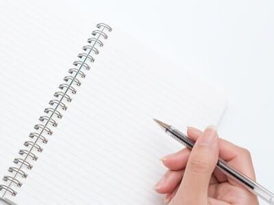 英語, 目標, 書き出す