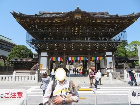 1E01S 成田山新勝寺総門 0421