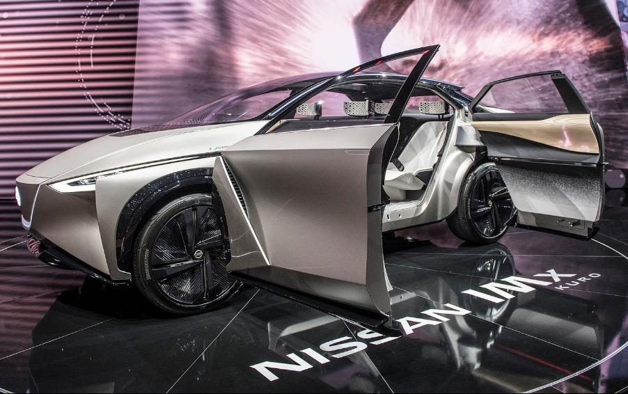 Nissan IMx Kuro Concept Geneva 2018