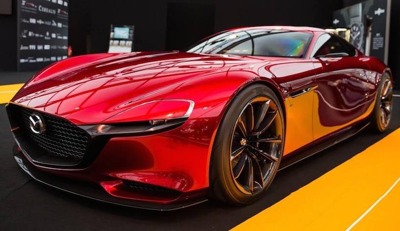 Mazda RX Vision FR