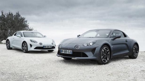 Alpine「新型A110 LEGENDE」をジュネーブで初公開へ! – NEWCAR DESIGN