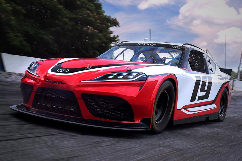 NASCAR エクスフィニティ スープラ