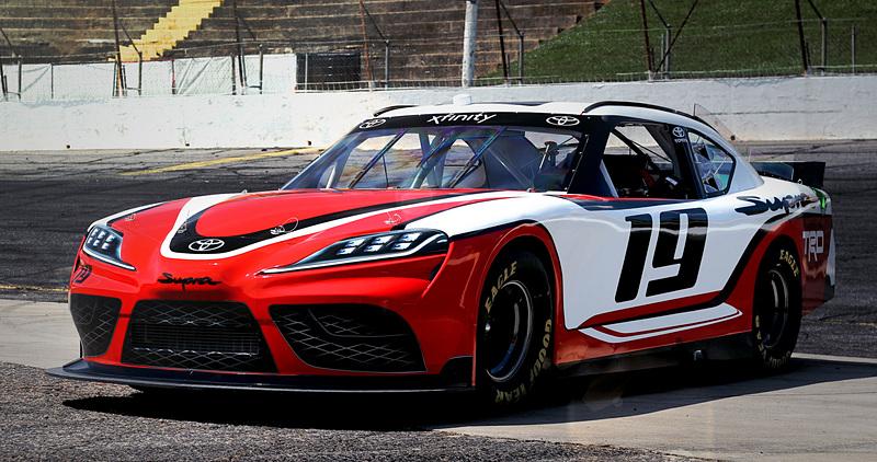 NASCAR SUPRA2