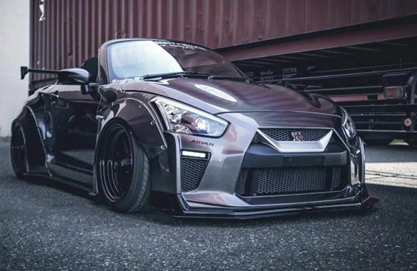 コペン製GT-R