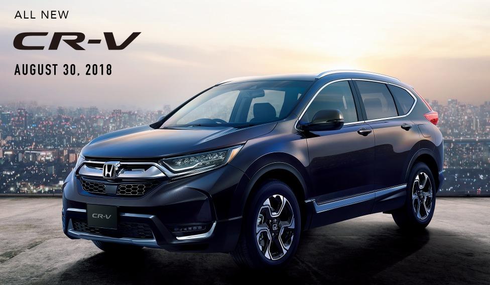 CR V|Honda (1)