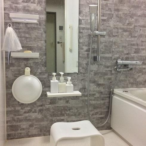 3の法則 浴室