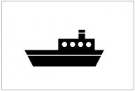 船のフリー素材テンプレート・図形・イラスト