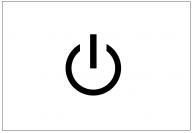 電源マークのフリー素材テンプレート・図形・イラスト
