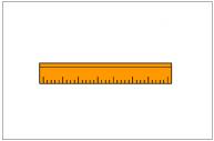 定規のフリー素材テンプレート・図形・イラスト
