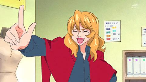 【HUGっと!プリキュア】第19話「ワクワク!憧れのランウェイデビュー!?」05