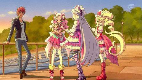 【HUGっと!プリキュア】第20話「キュアマシェリとキュアアムール!フレフレ!愛のプリキュア!」25