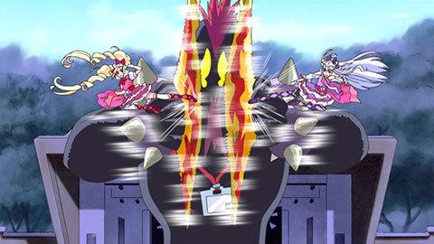 【HUGっと!プリキュア】第20話「キュアマシェリとキュアアムール!フレフレ!愛のプリキュア!」21