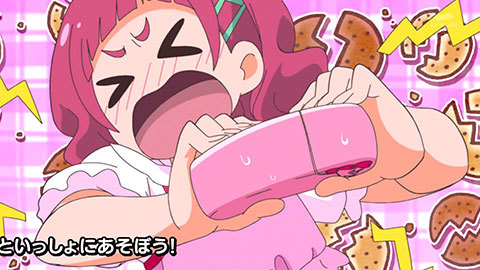 【HUGっと!プリキュア】第20話「キュアマシェリとキュアアムール!フレフレ!愛のプリキュア!」01