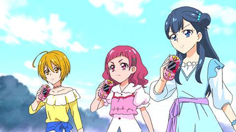 【HUGっと!プリキュア】第21話「大暴走?えみるがなりたいプリキュア!」17