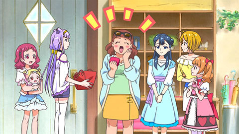 【HUGっと!プリキュア】第21話「大暴走?えみるがなりたいプリキュア!」06