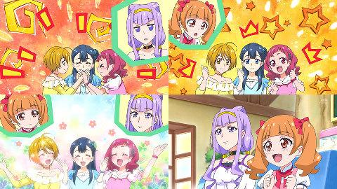 【HUGっと!プリキュア】第21話「大暴走?えみるがなりたいプリキュア!」04