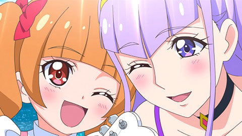 【HUGっと!プリキュア】第22話:APPENDIX-01