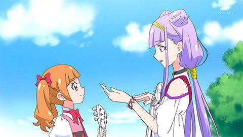 【HUGっと!プリキュア】第22話「ふたりの愛の歌!届け!ツインラブギター!」09